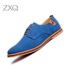 Мужская обувь Chaussure Homme Plus Размер 38-48 ручной работы мужские туфли из мягкой кожи без каблука повседневная обувь брендовые Для мужчин Оксфорд Обувь
