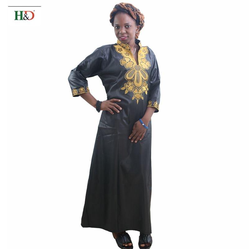 H & D Alla afrikanska traditionella klänningar för kvinnor - Nationella kläder - Foto 3