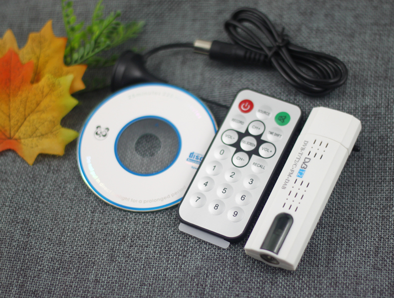 DVB T2 Receiver USB Digital HDTV TV DVB-T2 TV Tuner DVB-C Stick DVB-T + FM DAB with Remote Control for Russia Europe usb 2 0 software radio dvb t rtl2832u r820t2 sdr digital tv receiver stick u40