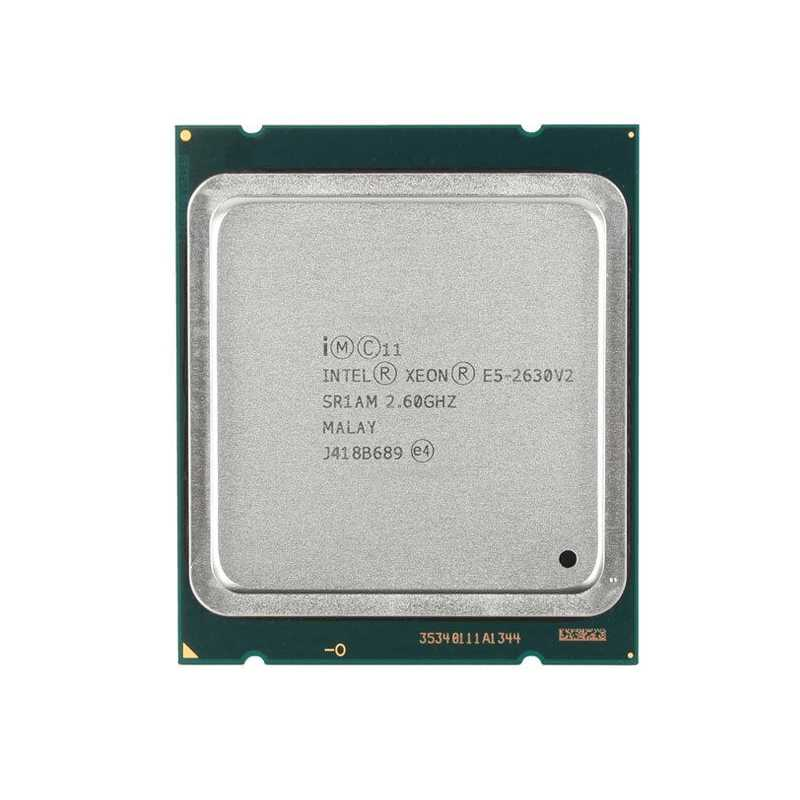Intel Xeon E5 2630 V2 Server processor SR1AM 2.6GHz 6-Core 15M LGA2011 E5-2630 V2 CPU