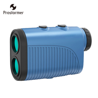 Prostormer Multifunction Telescope Laser Rangefinder Laser Distance Angle Height Meter Monocular Golf Hunting Laser Speedometer