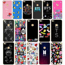 38 BTS Bangtan Boys Bulletproof Boy Scouts BT21 Love Yourself 2 Cover Case for Huawei p8 P20 honor 9 Lite mate 10 pro y6 y5 2017(China)
