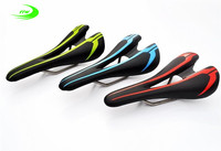 Carbon Fibre Bike Saddle Cover Leather Light Weight Mountain Road Bicycle Saddle Seat Bike Parts Cycling