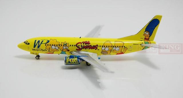 Phoenix 10680 West Pacific Airlines N949WP B737-300 Simpson modelo de avión manía aviones comerciales