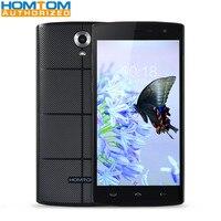 HOMTOM HT7 5.5 inch 3 גרם Smartphone אנדרואיד 5.1 ליבת MTK6580 Quad 8 GB ROM מצלמות כפולה GPS חכם מחוות טלפון נייד
