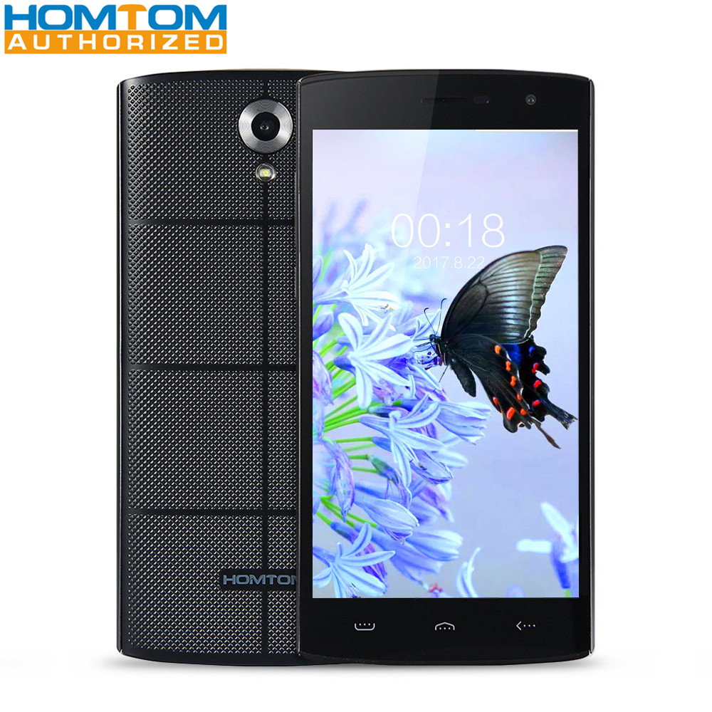 HOMTOM HT7 5 5 inch 3G Smartphone Android 5 1 MTK6580 Quad Core 8GB ROM Dual