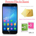 5pcs Super Clear Screen Protector Film for Xiaomi 2 3 4 5 xiaomi 5 Mi2 Mi3 Mi4 Mi5 Transparent Screen Guard  Protective Films