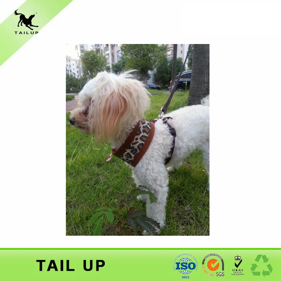 TAILUP Goods For Pet Camouflage Weighted Dog Harness Autumn Dog Waterproof Clothes With Leash Hot Sale