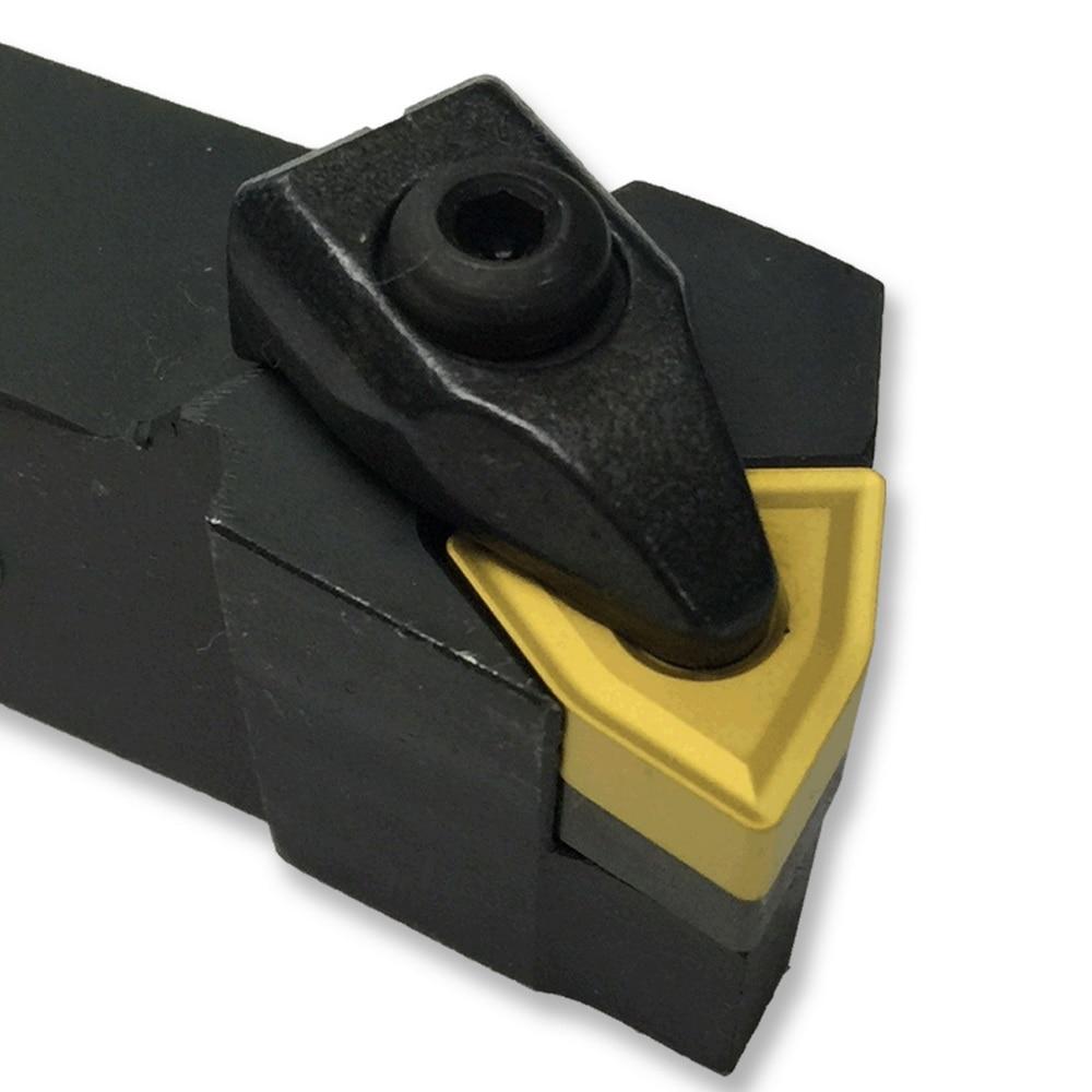 MZG 25mm DWLNL2525M08 CNC tour usinage Cutter porte-outil de tournage externe carbure insère des porte-outils de coupe de barre dalésage