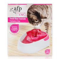 Cat Automatic Feeders Dog water bowl Small pet water fountain pet food dispenser
