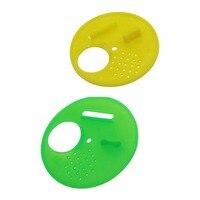 5 Pcs Beekeeping Tools Beehives Plastic Round Beehives Nest Door Vents Bee Tool Insect Supplies| | |  -