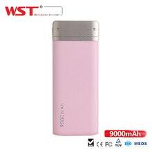 External Battery Pack 9000mAh Dual USB Port Power Bank Universal Portable Charging Batteries DP663