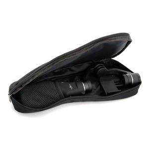 Image 2 - Portable Carrying Case Universal Storage Bag Handbag for DJI OM 4 Osmo Mobile 3 Zhiyun Smooth 4 Feiyu Phone Stabilizer Accessory