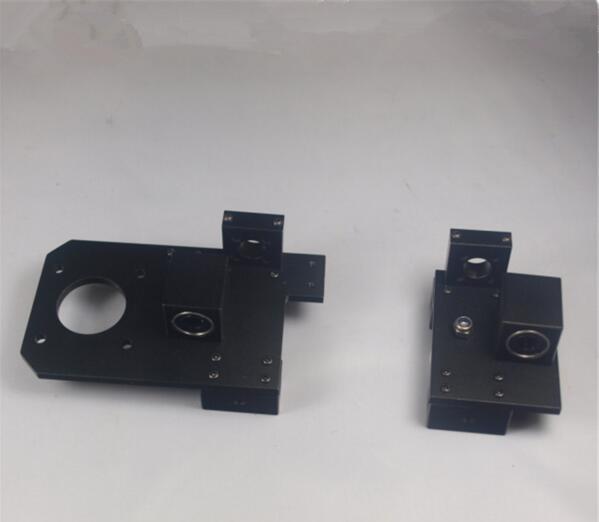 Prusa Rework I3 3D imprimante en alliage d'aluminium axe X x-endidler + x-end moteur kit/set Reprap Rework réglable TR8 vis sans fin