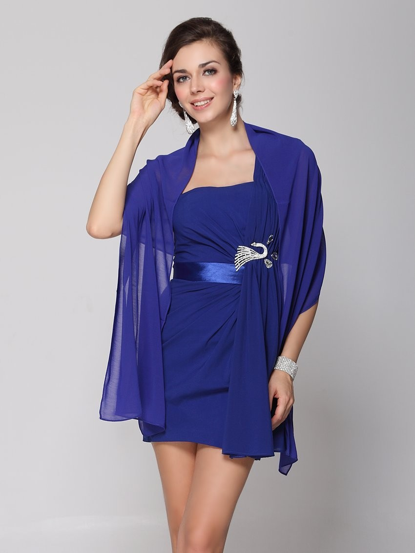 Compare Prices on Evening Chiffon Jackets and Wraps- Online ...