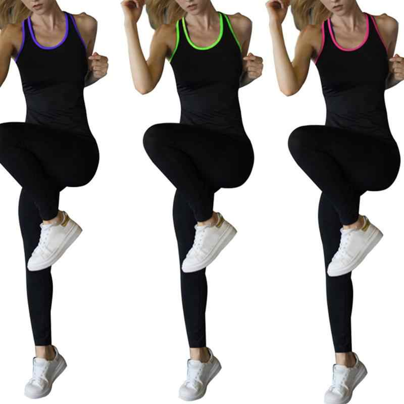 Detail Feedback Questions about Summer Women Vest Fitness Slim Tight  Stretch Sleeveless Quick Dry Workout Female Simple Tank Tops on  Aliexpress.com ... ab4dcd8a877c