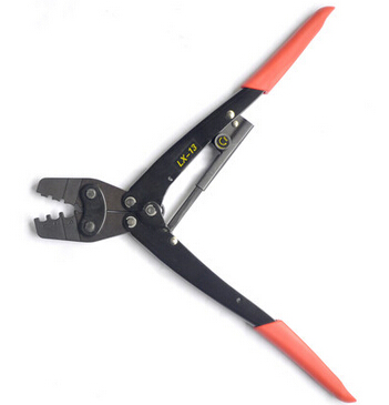 Portable wire stripper font b Knife b font crimper Pliers crimping tool 5 5 14mm2 Cable