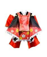 LoveLive! Love Live Wake Up! Girls Nico Yazawa Kimono Halloween Carnival Christams Cosplay Costumes For Women New Year Gift sets