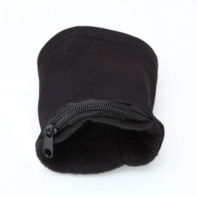 Cycling Running Wrist Wallet Pocket Wristband Keys Storage Bag Zipper Sport Wrist Support Wallet Wrap Strap Hiking Accessiories 2