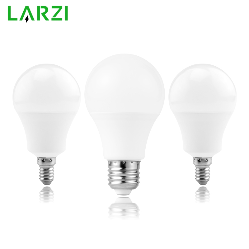 LED Bulb Lamps E27 E14 3W 6W 9W 12W 15W 18W 20W AC 220V 230V 240V Light Bulbs Real Power Spotlight Lampada LED Bombillas
