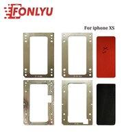 Iphone XS OCA&polarizer Repair Using Aluminium Vacuum Laminating Mold