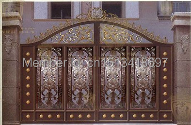 Garden Door,security Swing Door,gate Door,villa Gate,patio4 In Doors From  Home Improvement On Aliexpress.com | Alibaba Group