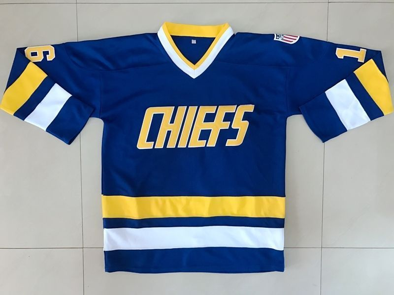 ... Hockey Jersey Embroidery Stitched Customize any number and name. US   43.99. custom Hanson Brothers 3 Killer1 Denis Lemieux16 Reggie Dunlop17 18  ... ea8fd65f0