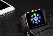 Smart Watch phone GT08 Uhr Sync Notifier Unterstützung Sim-karte Bluetooth-konnektivität Apple iphone Android Telefon Smartwatch Uhr