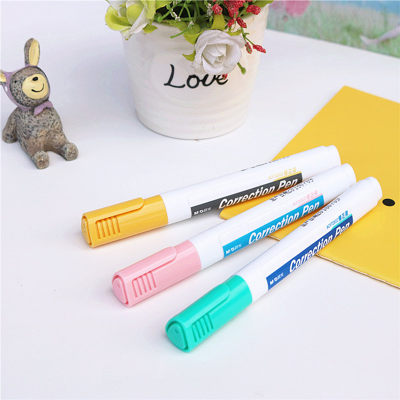 1PCS Writing Error Correction Pen Student Cute School Correction Fluid Office Correction Tape