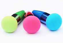 1pcs makeup sponge p uff lady facial soft beauty foundation cosmetics