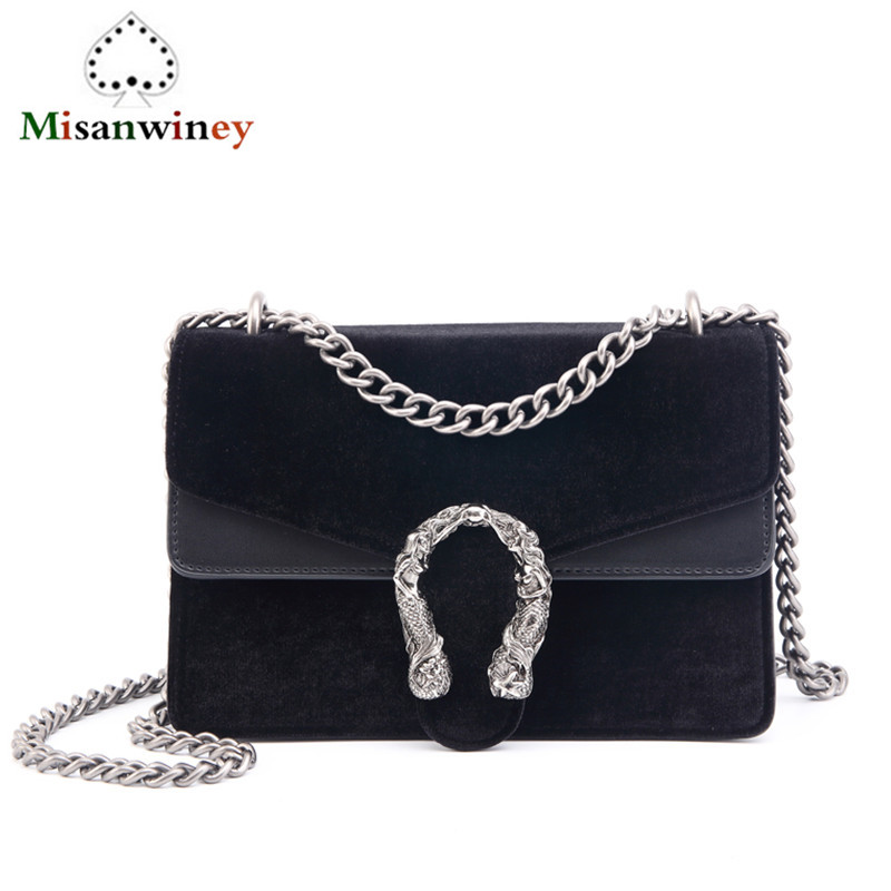 Fashion Chain Casual Shoulder Bag Messenger Bags Luxury Handbag Famous Brand Women Designer Crossbody Bags Lady Clucth Purse Sac teridiva women bags fashion brand famous designer mini shoulder bag woman chain crossbody bag messenger handbag bolso purse