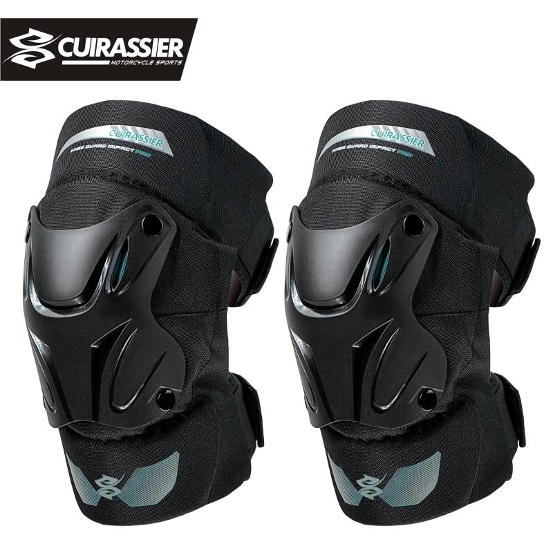 Motorcycle Knee Pads Motocross Knee Protector Elbow Guards MTB Kevlar Protective Kneepads Moto Knee&Elbow Brace Support Gear