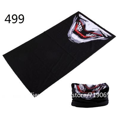481-500 wholesale 12pcs seamless Beanie Snood Headwear Neck Bandana Scarf Tube Mask Cap Muffler Anti-UV bandana Sport Scarves
