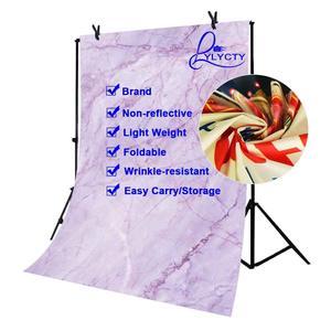 Image 4 - 5x7 pies mármol violeta diseño de textura telón de fondo para sesión de fotos accesorios de estudio de fotografía