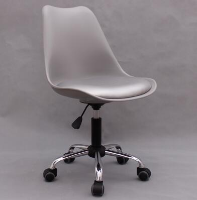 $152 Small computer chair. Pulley small Home student book desk chair. Office chair003