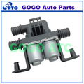GOGO Heater Control Valve Dual Solenoid fits for BMW E39 530 540 E53 X5 OEM 64128374995 	64 12 8 374 995