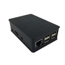 Brand new Raspberry pi 2 Case ABS Raspberry Pi Box Shell With Black Color For Raspberry pi B+