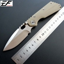New ST-1 Folding Blade Knife 8Cr Steel Blade G10 and Steel Handle Tactical Camping Knives EDC Hand Tools все цены
