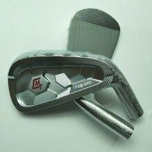 Playwell Itobori серебристого цвета железная головка клюшки для гольфа кованый углерод сталь cnc железная деревянный железный