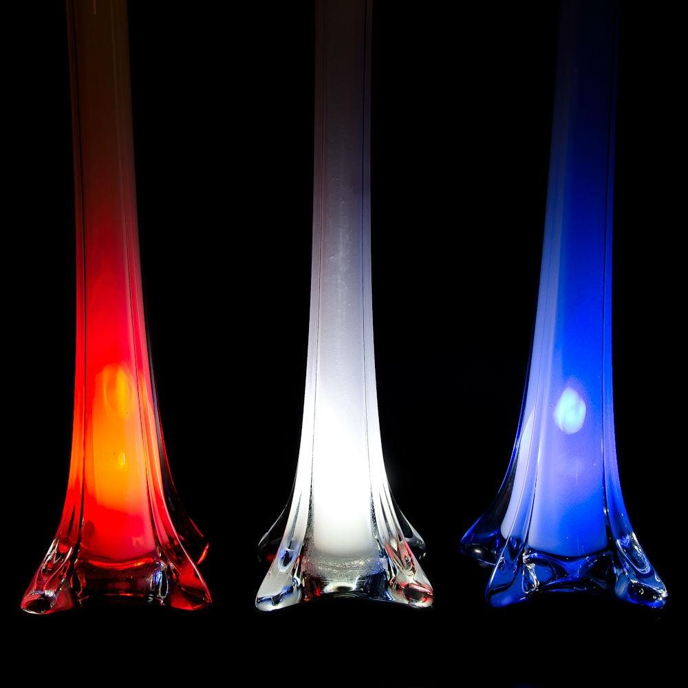 25pcsLot CR2032 Battery Operated Mini LED Light Strings for Eiffel Tower Vase Lighting