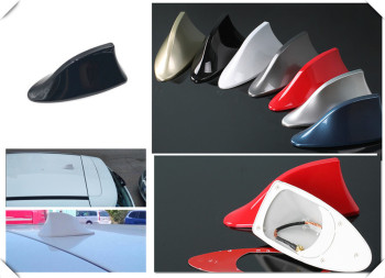 Car shape shark fin roof tail line modification signal radio for BMW E46 E39 E90 E36 E60 E34 E30 F30 F10 X5 E53 image