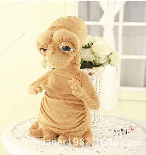 50 cm mignon saucerman dessin animé et poupées en peluche extraterrestre jouets brinquedos bébé jouet en peluche jouets une pièce classique jouets