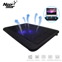 NEO STAR Ultra Thin USB Cooling Fan With Holder Noise Free Strong Air USB Cooling Pad