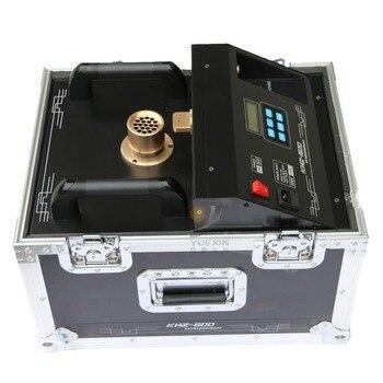 600 Вт двойной дымке машина dmx Управление машина тумана дым эффекты Hazer для этапа DJ мероприятие клуба Свадебные Show