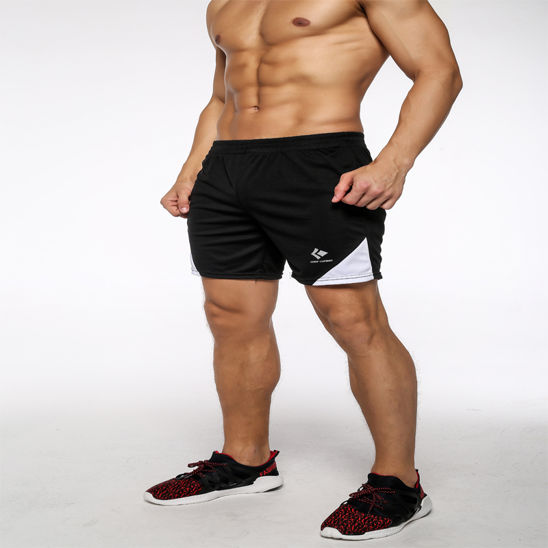 2016 New Mens Loose Workout Classic Fitness Shorts Male Competitive Cyclist Advance Casual Shorts