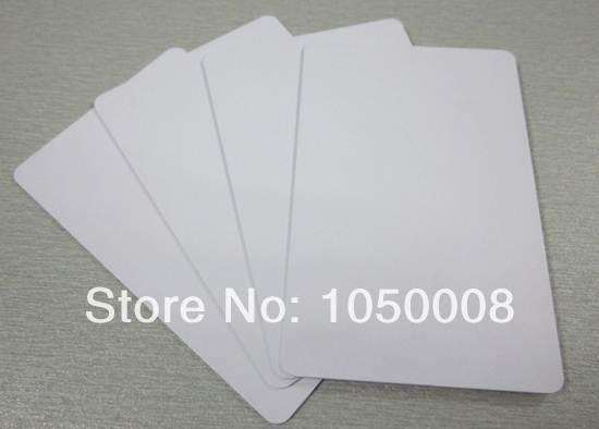 Security & Protection Smart 50pcs/lot Inkjet Printable Blank Pvc Card For Epson T60 T50 R280 R380 A50 P50 R260 R265 R270 R285 R290 R680 2013