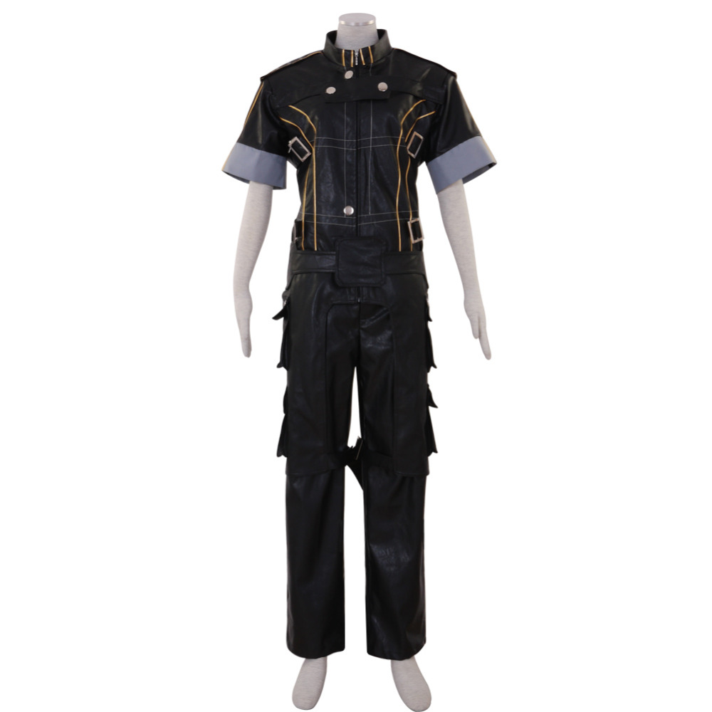 Halloween Mass Effect 3 Male Uniform Movie Costume Cosplay  Anime  High Quality Deluxe