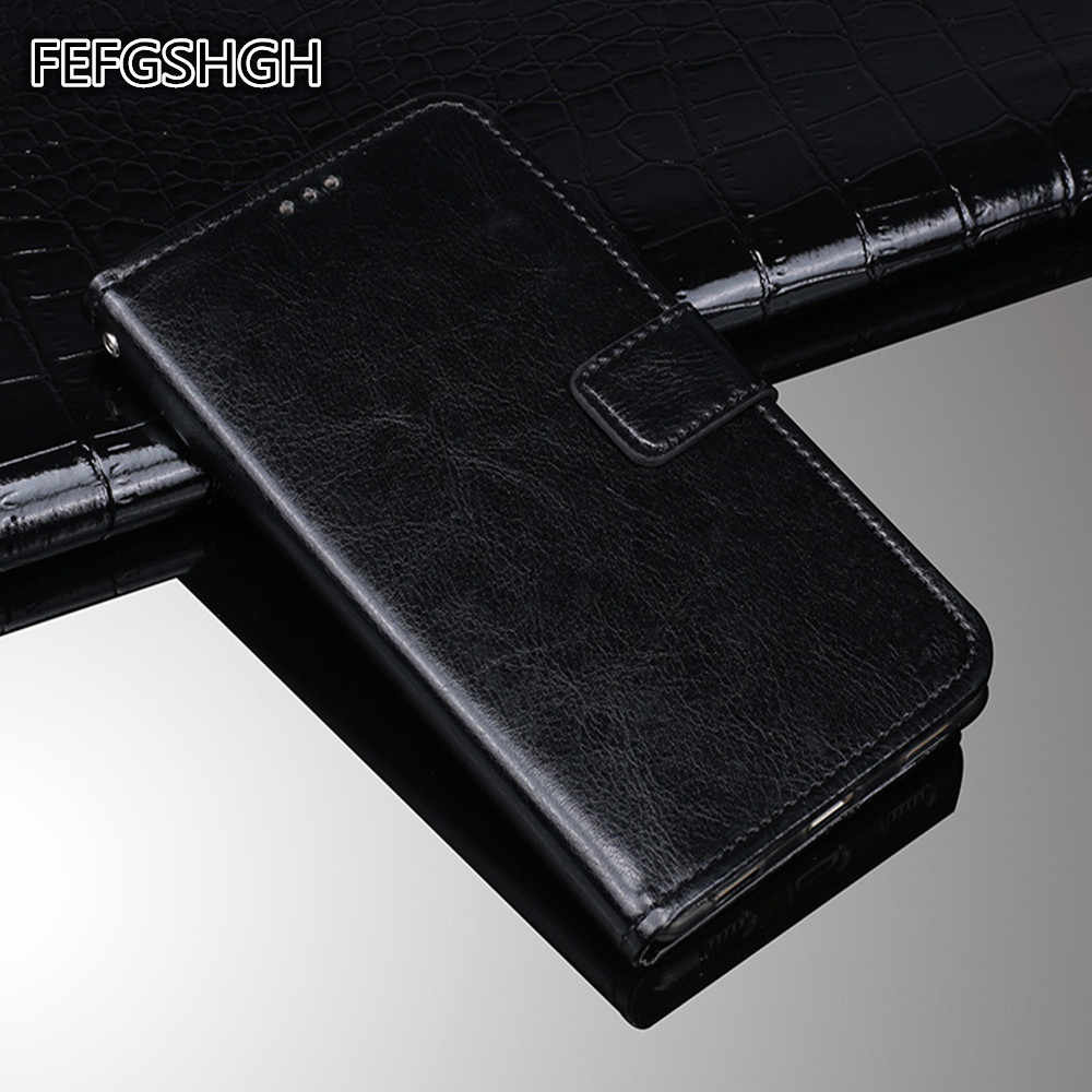 Bluboo için S8 Artı D5 Pro Flip Case PU Deri + Cüzdan Kapak Için AllCall Mix 2 S1 Alfa Atom bro Madrid Rio S S5500 Kılıf