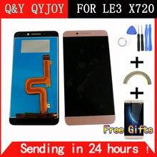 Q & Y qyjoy ЖК-дисплей Экран для LeTV LeEco Le Pro3 Pro 3x720x725x727 ЖК-дисплей дисплей + Сенсорный экран 100% новая сборка дигитайзер + Инструменты