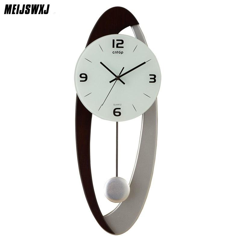 Saat большие настенные часы Reloj часы Duvar Saati Relogio де Parede Horloge Murale часы с маятником цифровые украшения для гостиной